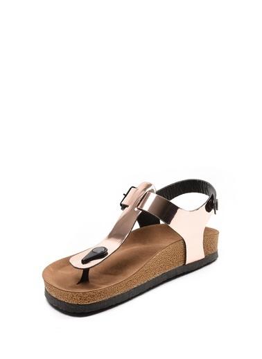 Sapin Sandalet Bakır